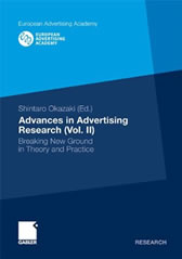 Advances in Advertising Research (Vol. II)